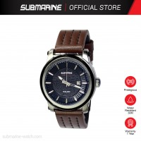 SUBMARINE TL-8298-MD-LS ANALOGUE MEN'S WATCH