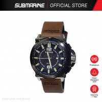SUBMARINE TL-8302-MD-LS ANALOGUE MEN'S WATCH
