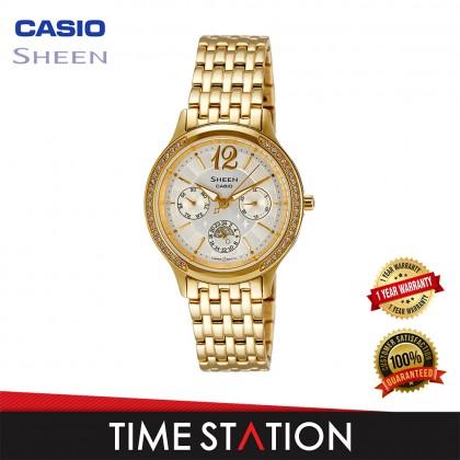 CASIO   SHEEN   SHE-3030BGD-9AUDR