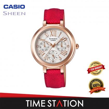 CASIO   SHEEN   SHE-3034GL-7BUDR