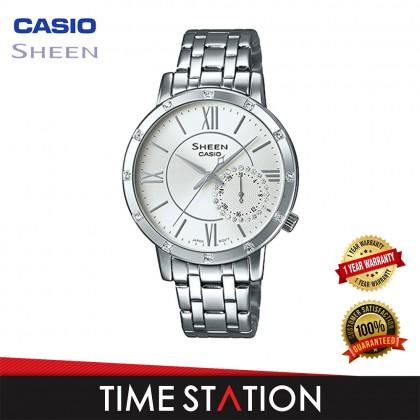 CASIO   SHEEN   SHE-3046DP-7AUDR