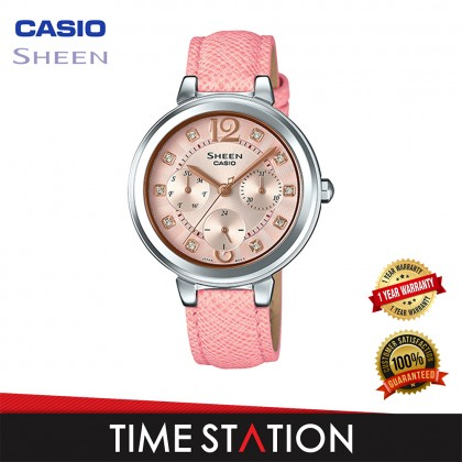 CASIO | SHEEN | SHE-3048L-4AUDR