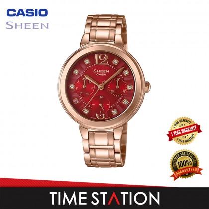 CASIO   SHEEN   SHE-3048PG-4AUDR