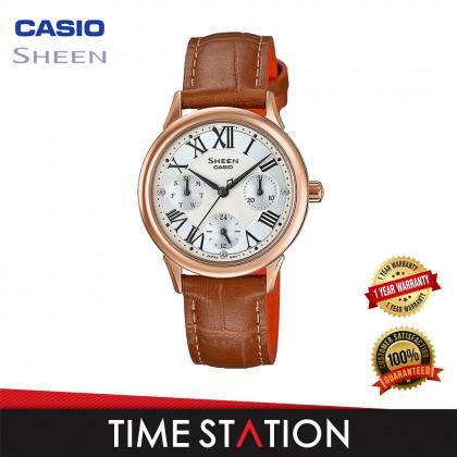 CASIO   SHEEN   SHE-3049PGL-7AUDR