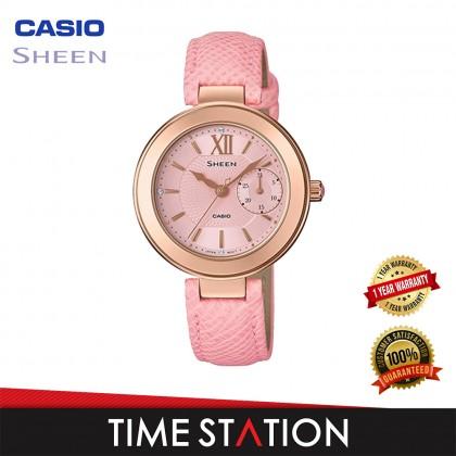 CASIO   SHEEN   SHE-3051PGL-4AUDR