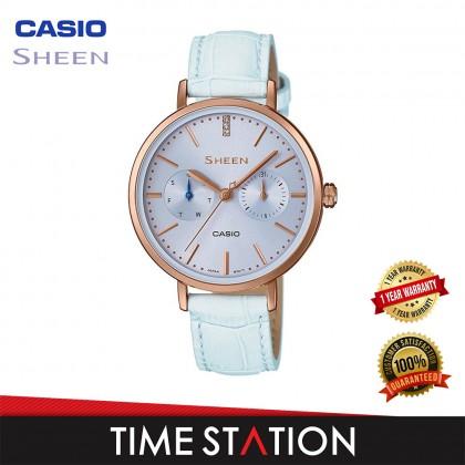 CASIO   SHEEN   SHE-3054PGL-2AUDR