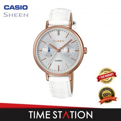 CASIO   SHEEN   SHE-3054PGL-7AUDR