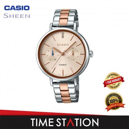 CASIO | SHEEN | SHE-3054SPG-4AUDR
