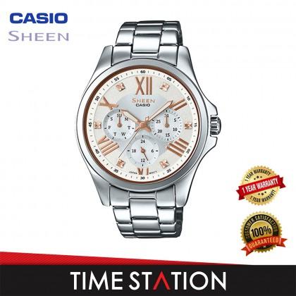 CASIO | SHEEN | SHE-3806D-7BUDR