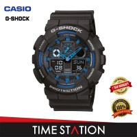 CASIO 100% ORIGINAL G-SHOCK GA-100-1A2/GA-100-1A4