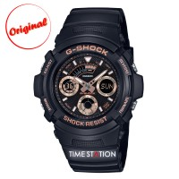 CASIO G-SHOCK AW-591GBX-1A4 | ANALOG DIGITAL WATCHES