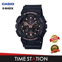 CASIO 100% ORIGINAL G-SHOCK GA-100GBX SERIES