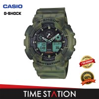 CASIO 100% ORIGINAL G-SHOCK GA-100MM-3A/GA-100MM-5A/GA-100MMC-1A