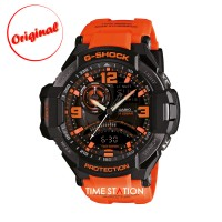 CASIO G-SHOCK GA-1000-4A | GRAVITYMASTER | ANALOG-DIGITAL WATCHES