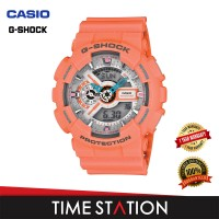 CASIO G-SHOCK GA-110DN-4A | ANALOG-DIGITAL WATCHES