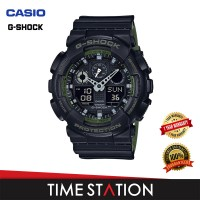 CASIO 100% ORIGINAL G-SHOCK GA-100L SERIES