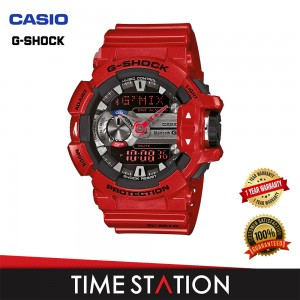 CASIO G-SHOCK  GBA-400-4A | MOBILE LINK | ANALOG-DIGITAL WATCHES