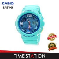 CASIO BABY-G BGA-190-3B | ANALOG-DIGITAL WATCHES