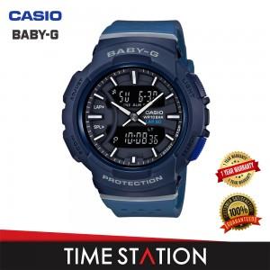 CASIO BABY-G BGA-240-2A1 | ANALOG-DIGITAL WATCHES