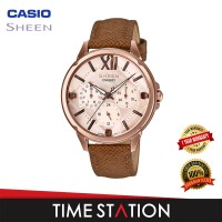CASIO | SHEEN | MULTI HAND | SHE-3056PGL-7A