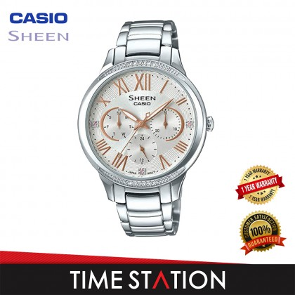 CASIO | SHEEN | MULTI HAND | SHE-3058D-7A