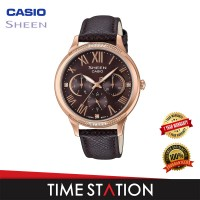 CASIO | SHEEN | MULTI HAND | SHE-3058PGL-5A