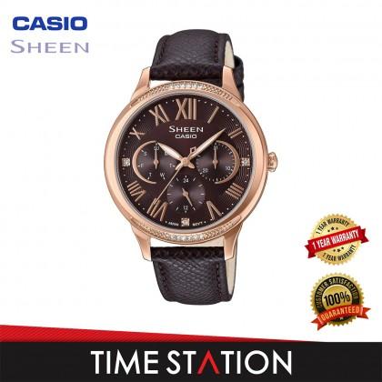 CASIO | SHEEN | MULTI HAND | SHE-3058PGL-5A