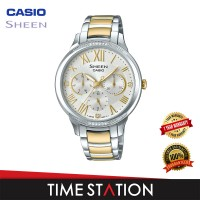 CASIO | SHEEN | MULTI HAND | SHE-3058SG-7A