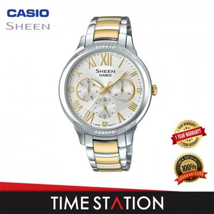 CASIO   SHEEN   MULTI HAND   SHE-3058SG-7A