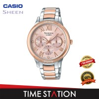 CASIO | SHEEN | MULTI HAND | SHE-3058SPG-4A