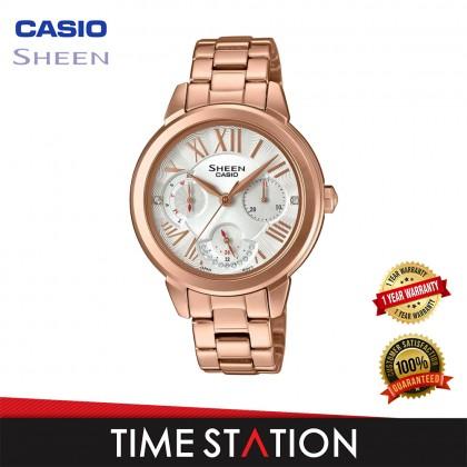 CASIO | SHEEN | MULTI HAND | SHE-3059PG-7A