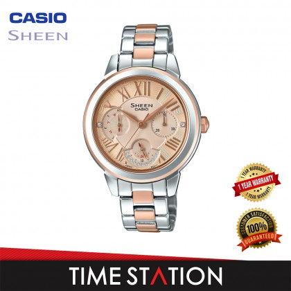 CASIO | SHEEN | MULTI HAND | SHE-3059PG-9A