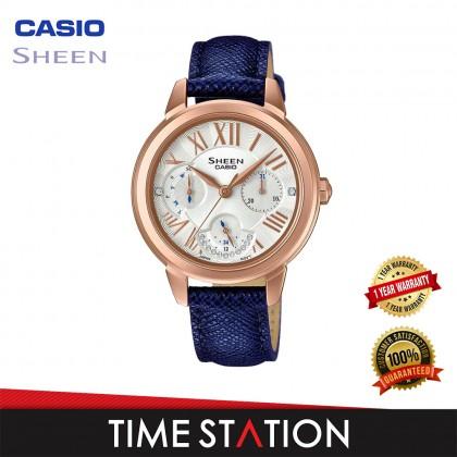 CASIO | SHEEN | MULTI HAND | SHE-3059PGL-7B