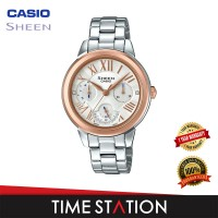 CASIO | SHEEN | MULTI HAND | SHE-3059SG-7A