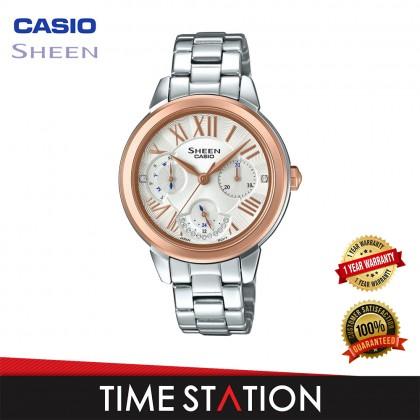 CASIO | SHEEN | MULTI HAND | SHE-3059SG-7A
