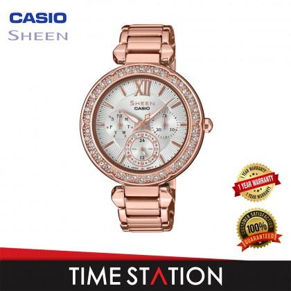 CASIO | SHEEN | MULTI HAND | SHE-3061PG-7A