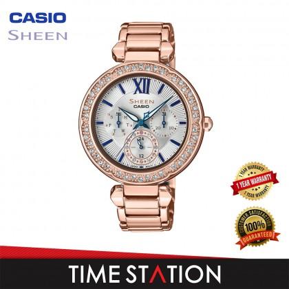 CASIO | SHEEN | MULTI HAND | SHE-3061PG-7B