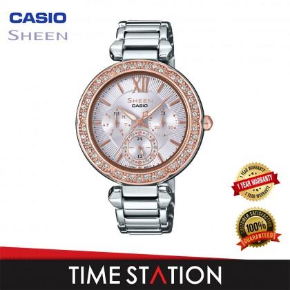 CASIO | SHEEN | MULTI HAND | SHE-3061SG-4A