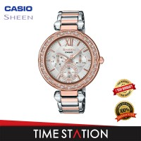 CASIO | SHEEN | MULTI HAND | SHE-3061SPG-7A