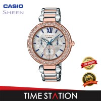 CASIO | SHEEN | MULTI HAND | SHE-3061SPG-7B