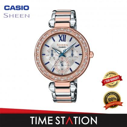 CASIO | SHEEN | MULTI HAND | SHE-3061SPG-7B