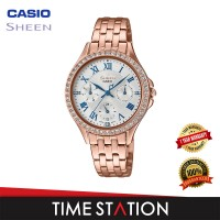 CASIO | SHEEN | MULTI HAND | SHE-3062PG-7A