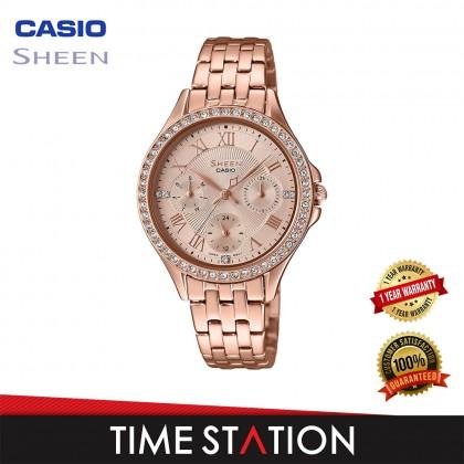 CASIO | SHEEN | MULTI HAND | SHE-3062PG-9A