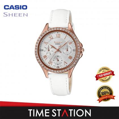 CASIO   SHEEN   MULTI HAND   SHE-3062PGL-7A