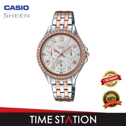 CASIO | SHEEN | MULTI HAND | SHE-3062SPG-7A