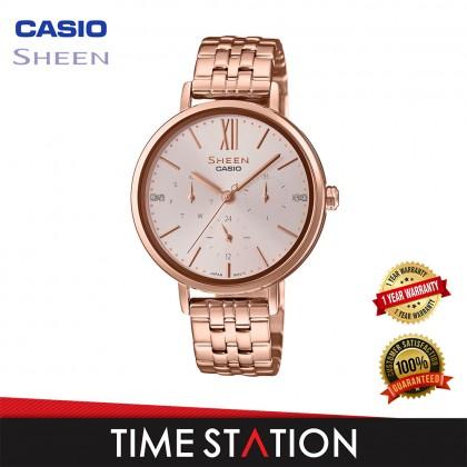 CASIO   SHEEN   MULTI HAND   SHE-3064SPG-4A