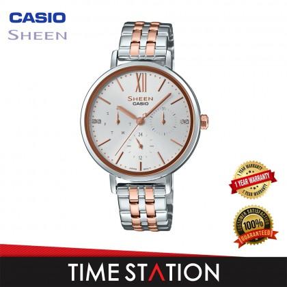 CASIO   SHEEN   MULTI HAND   SHE-3064SPG-7A
