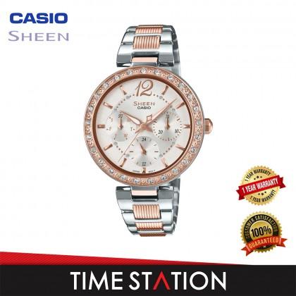 CASIO | SHEEN | MULTI HAND | SHE-3065SPG-7A