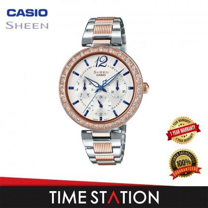 CASIO | SHEEN | MULTI HAND | SHE-3065SPG-7B