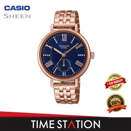 CASIO | SHEEN | MULTI HAND | SHE-3066PG-2A
